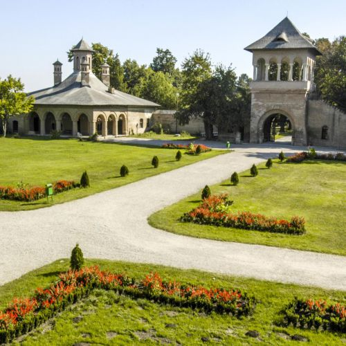 Mogosoaia Palace and Park