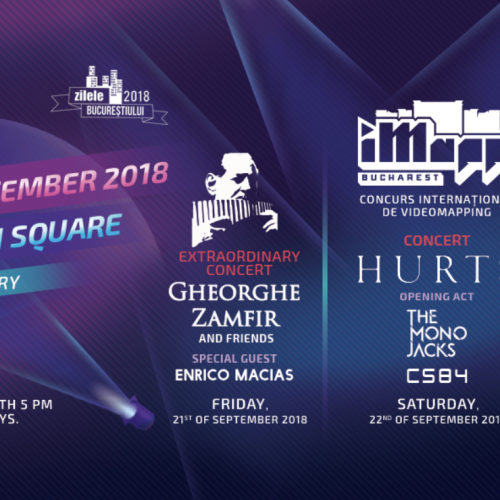 Bucharest Days: 21-23 September