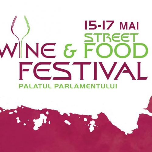 Wine and Street Food Festival, 15-17 May 2020